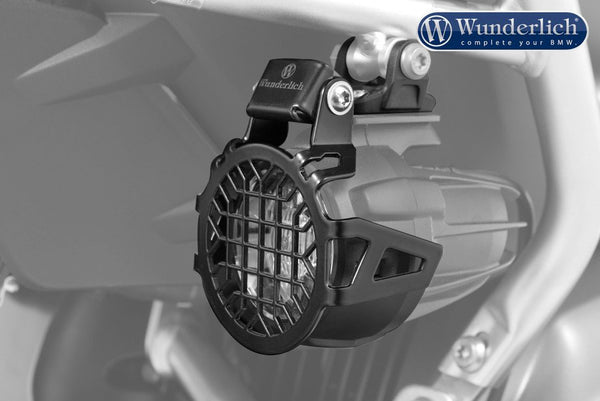 BMW Motorrad Protection - Auxiliary Light Protection Grill Nano - Motousher