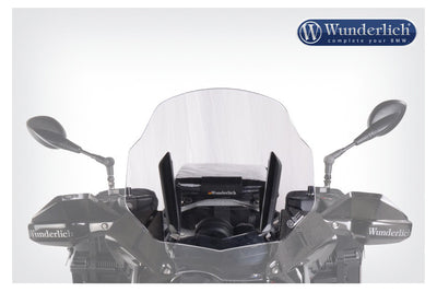 BMW R1200GS Screen - Windscreen H:384mm - Clear