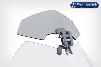 Screen Wind Deflector - Ergo 3D (232*82)