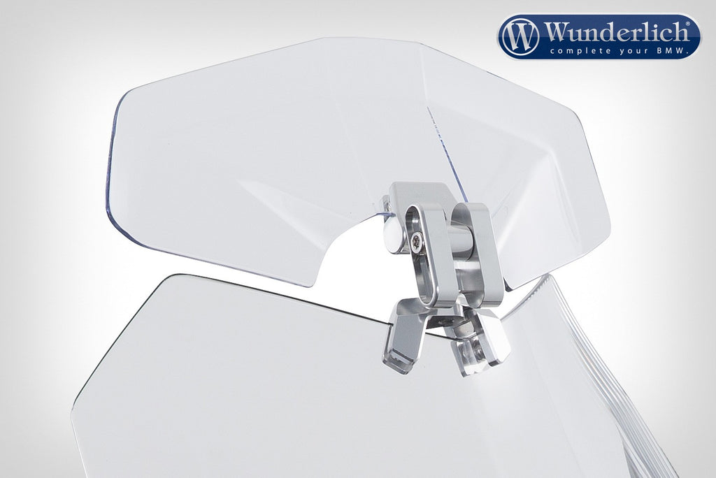 Screen Wind Deflector - Ergo 3D+ (245*105) - Motousher