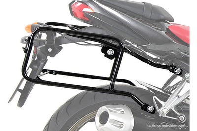 "Yamaha FZ1 Sidecases Carrier - Quick Release ""Lock It"""