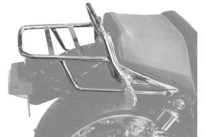 Yamaha Vmax Topcase carrier - Tube type - Chrome