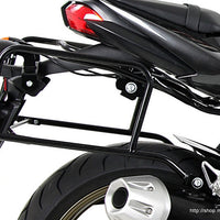 "Yamaha FZ1 Sidecases Carrier - Quick Release ""Lock It"" (2006-2015)"
