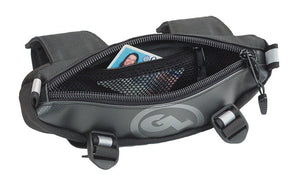 Handlebar Bag - Zigzag by GiantLoop.