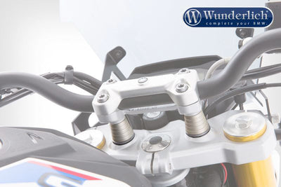 "BMW G 310 Ergonomics - Handlebar Riser ""25mm"""