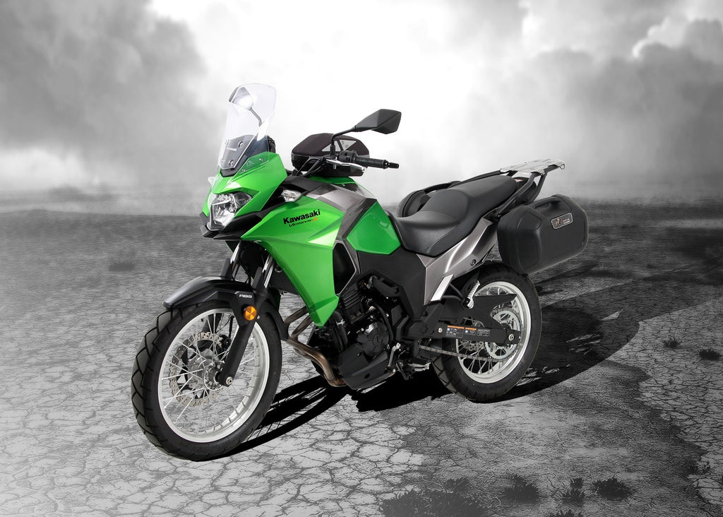 Kawasaki Versys 300 Carrier Sidecases - C-Bow