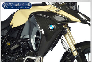 BMW F800GS Styling - Water Cooler (Carbon) - Motousher