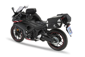 Yamaha YZF R3 Sidecases Carrier - C-Bow - Motousher
