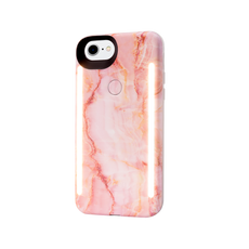 new style 53c1b 8f9c1 LuMee Duo Marble Case | For iPhone 8/7