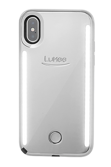 100% authentic e9c51 7bb8a LuMee Duo Mirror iPhone X/XS Case