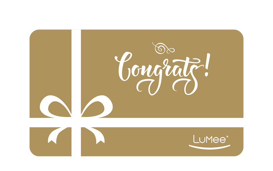 LuMee Congratulations Gift Card