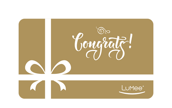 The LuMee Gift Card (Congratulations)