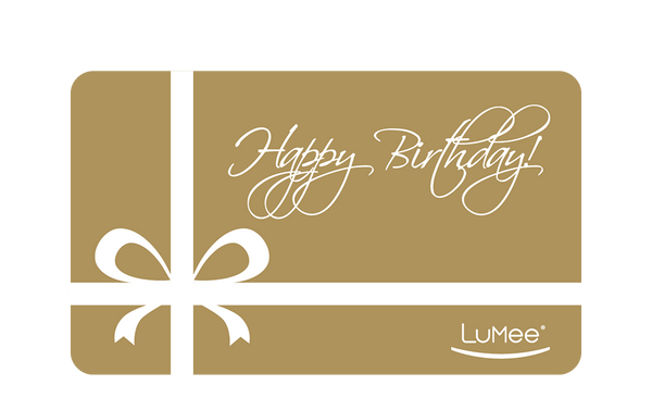 The LuMee Gift Card (Birthday)
