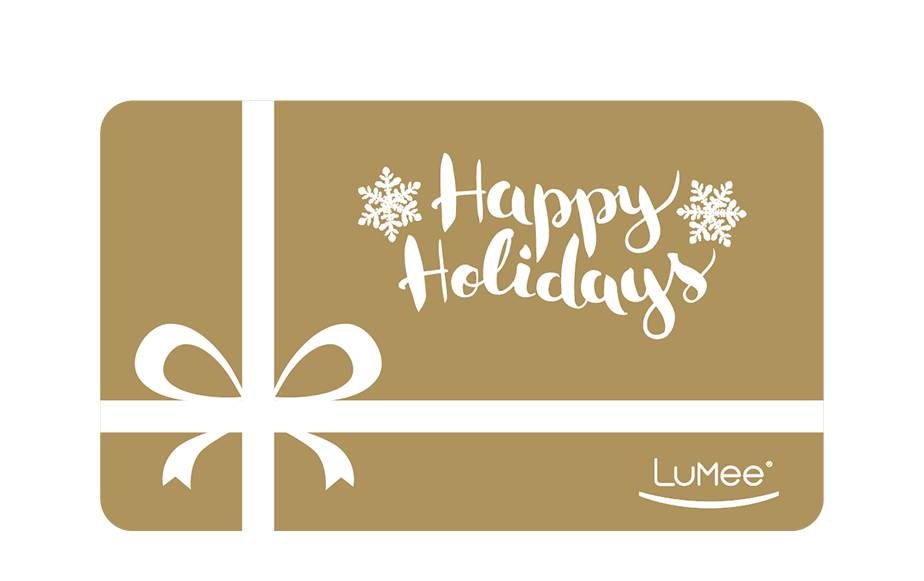 LuMee Holiday's Gift Card