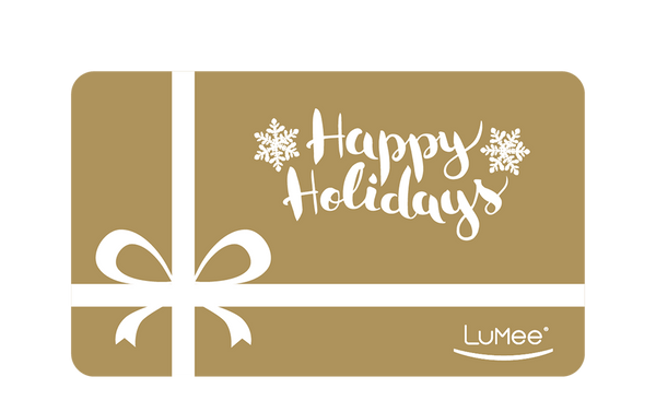The LuMee Gift Card (Holiday)