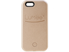 Gold LuMee Light Up iPhone 6s phone case [Gold]