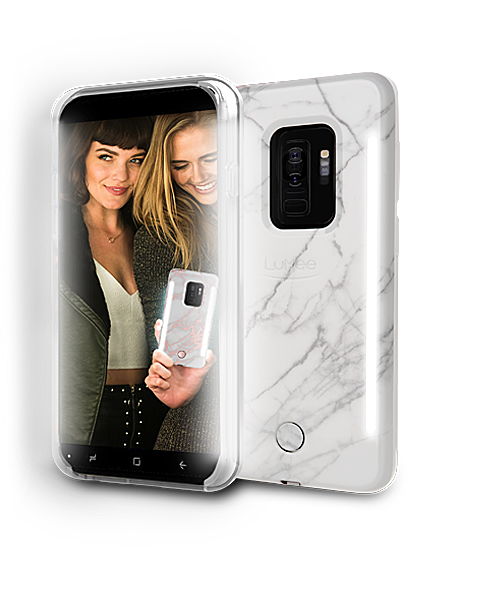 separation shoes 68a92 6ba14 LuMee Duo Samsung Galaxy S9+ Case