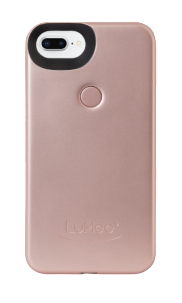 LuMee Two iPhone Case [Rose]