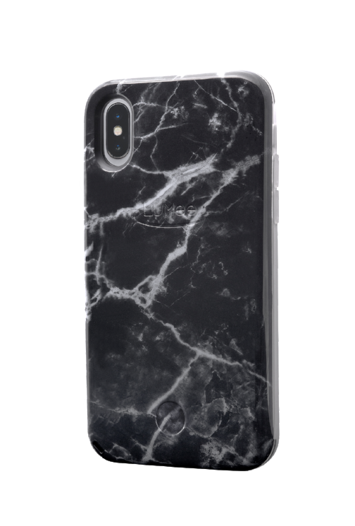 Lumee Selfie Iphone X Xs Marble Case