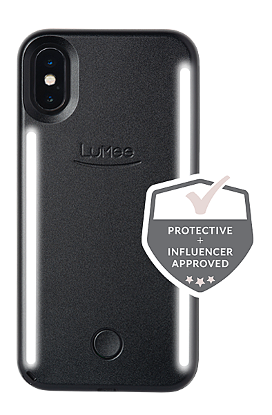 premium selection 96027 31aa1 LuMee Duo iPhone X/Xs Case