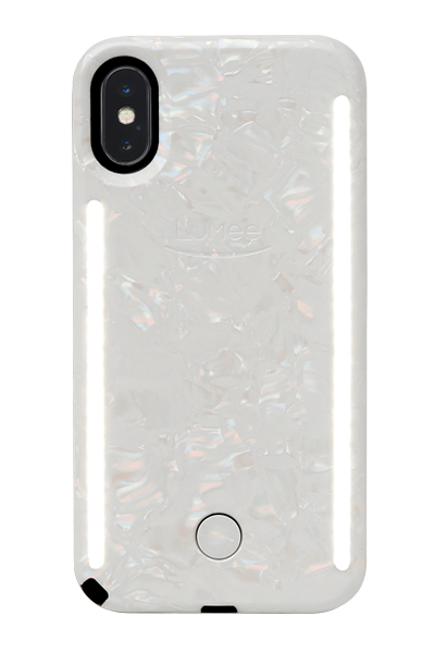 LuMee Duo iPhone X Case [Mirage Jewel]