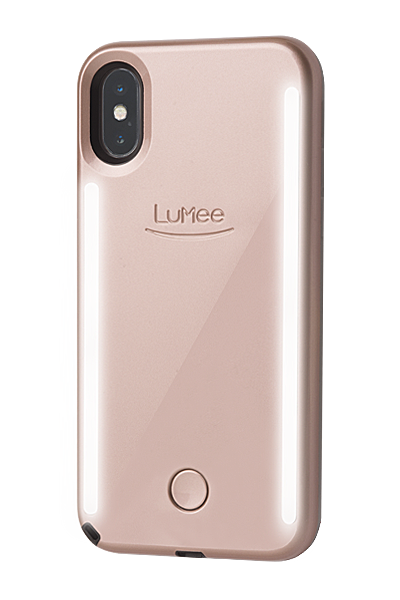 premium selection 725f3 442df LuMee Duo iPhone X/Xs Case