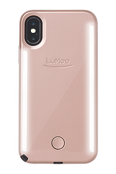 new concept 3b3e4 fcc61 LuMee Duo for iPhone | Dual Sided Light Up Phone Case