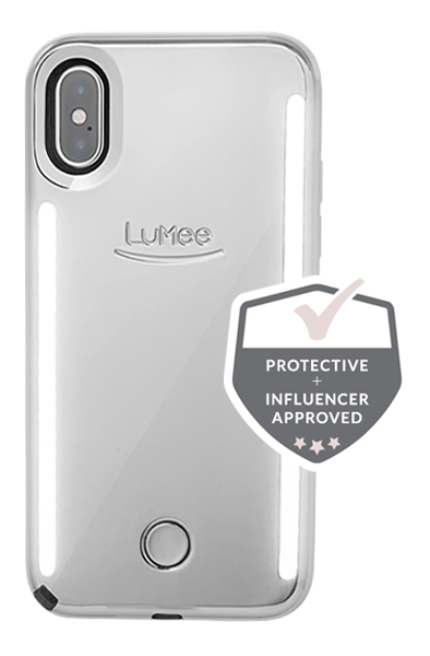 online store 0a369 910fe LuMee Duo Mirror iPhone XS Max Case