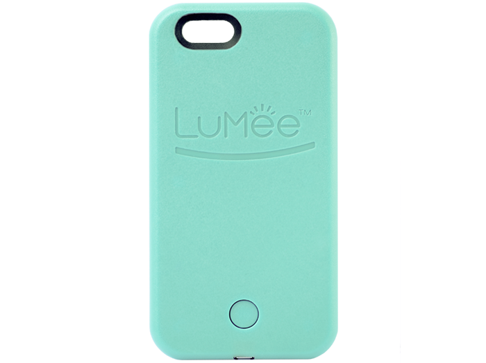 Mint LuMee Light Up iPhone 6 PLUS phone case [Mint]