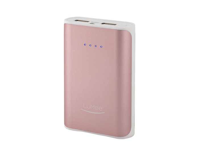 Rose LuMee Power Charger [Rose]
