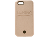 Gold LuMee Light Up iPhone 5/5s/SE phone case [Gold]