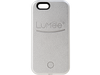 Silver LuMee Light Up iPhone 6s phone case [Silver]