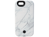 White Marble LuMee Light Up iPhone 6s phone case [White Marble]