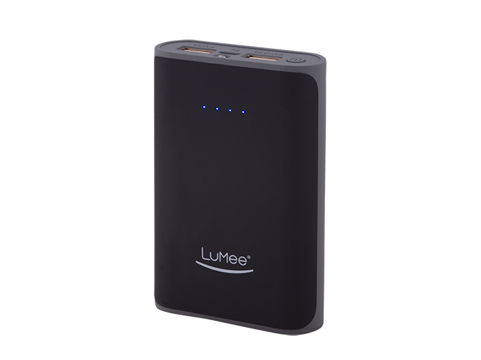 Black LuMee Power Charger [Black]