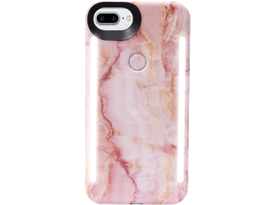 the best attitude 7c897 dc007 LuMee Duo Marble Case | iPhone 8/7 Plus