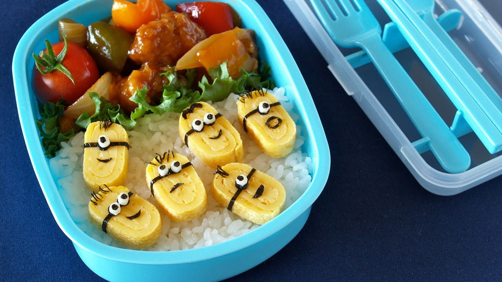 Super Cool Bento Box Lunches for Kids: 4 Fun Recipes to Try Now!