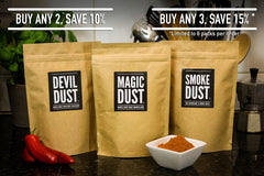 Smoke Dust - All Purpose Seasoning & BBQ Rub -