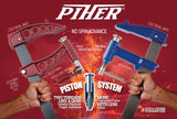 Piher Piston Clamps - Style F