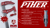 Piher Maxipress Piston Clamps -  Style F