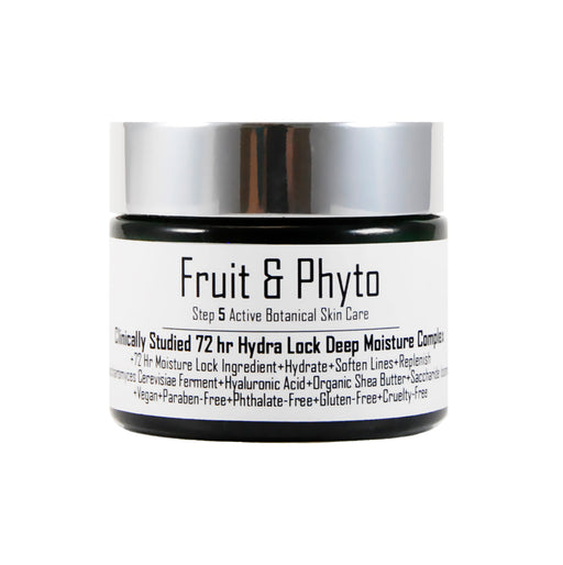 Clinically Studied 72 hr Hydra Moisture Lock Face Cream - House of Vartan