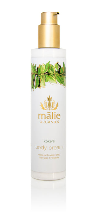 Organic Body Cream - Koke'e
