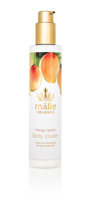 Organic Body Cream - Mango Nectar