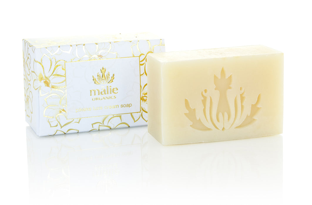 Organic Luxe Cream Soap - Pikake