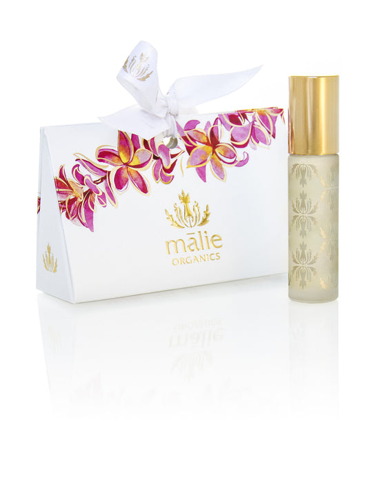 Organic Perfume Oil - Plumeria - House of Vartan