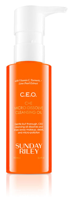 C.E.O. C + E Micro Dissolve Cleansing Oil - House of Vartan