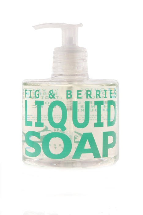 FIG & BERRIES - Liquid Soap - House of Vartan