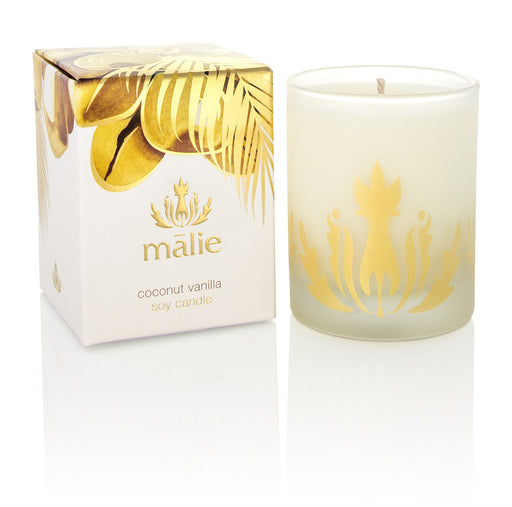Soy Candle - Coconut Vanilla - House of Vartan