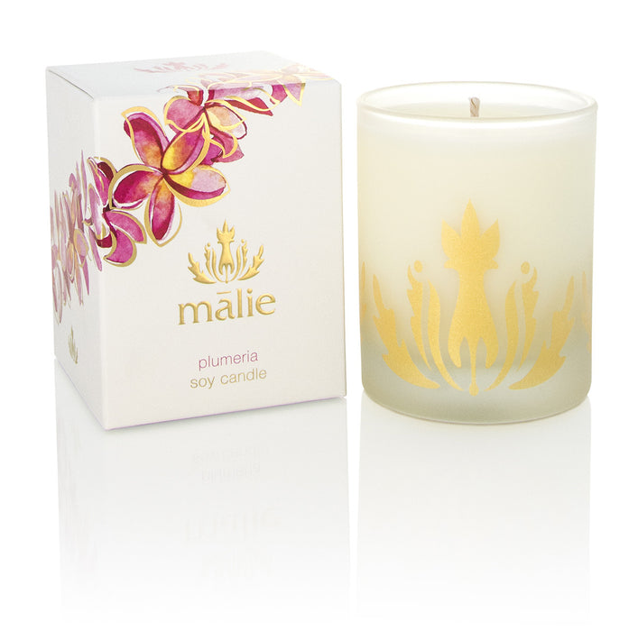 Soy Candle - Plumeria - House of Vartan
