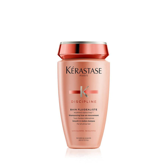 Discipline Bain Fluidealiste Sulfate-Free / For frizzy or curly hair - House of Vartan