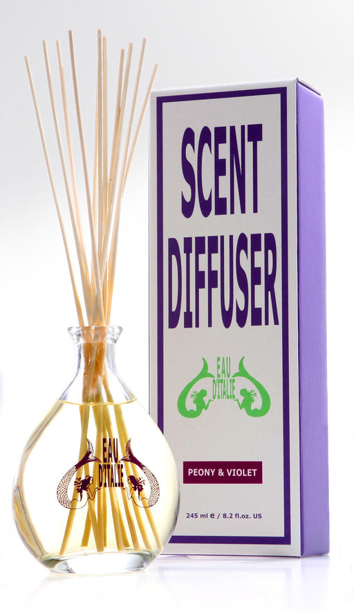 PEONY & VIOLET - Scent Diffuser - House of Vartan
